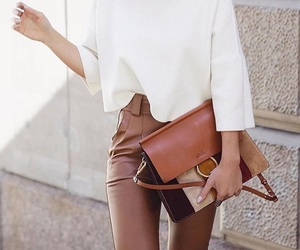 accessories, chic, and girly image