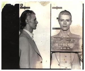 bowie and david bowie image