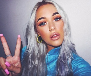 lottie tomlinson and beauty image
