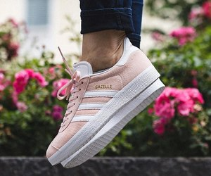style, adidas, and pink image