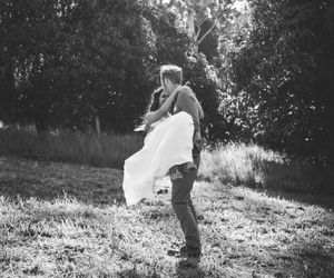 classy, dress, and wedding image