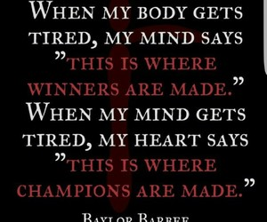 champion, fitness, and goals image