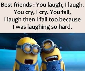 friendship and minions image