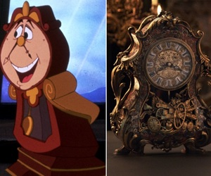 animation, beauty and the beast, and cartoon image