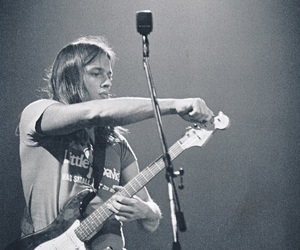 Pink Floyd and david gilmour image