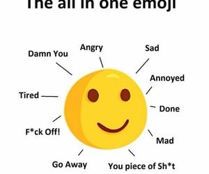 funny and emoji image
