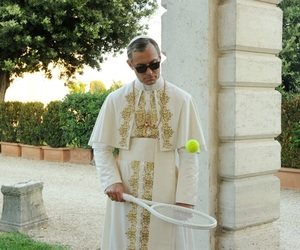 jude law, pope, and religion image