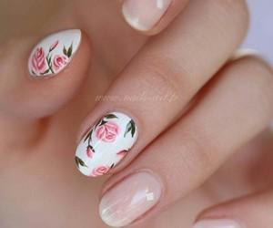 fashion, nail polish, and nails image
