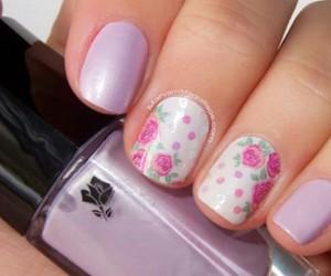 colorful, nail polish, and style image