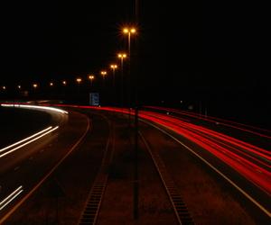 camera, cars, and light graffiti image