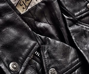 aesthetic, leather, and photography image