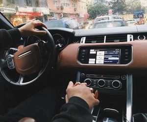 bae, rangerover, and car image
