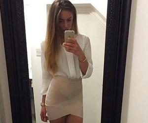bottom, dress, and hell image