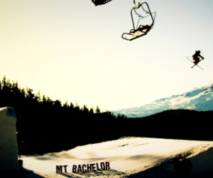 freestyle, Skiing, and snow image