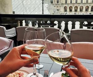 luxury, drinks, and girls image