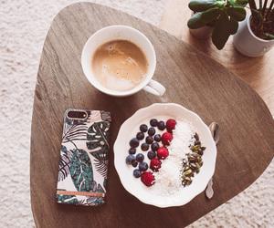 food, breakfast, and fashion image
