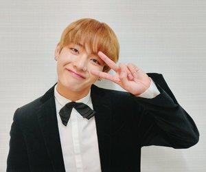 korea, suit, and bts image
