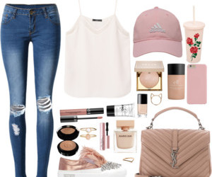 adidas, fashion, and Polyvore image