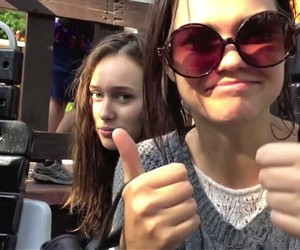 maia mitchell and alycia debnam-carey image