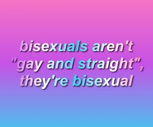 bi, lgbtq, and pride image