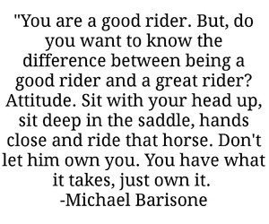 equestrian, horse, and michael barisone image