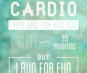 fitness, fit, and cardio image