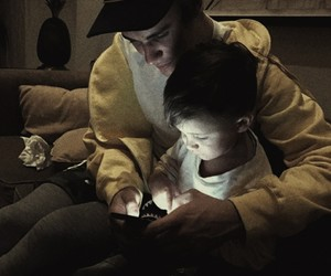 justin bieber, justin, and baby image