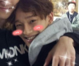 Chen, exo, and lq image