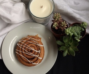 aesthetic, bakery, and candle image