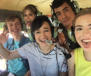 scream, willa fitzgerald, and carlson young image