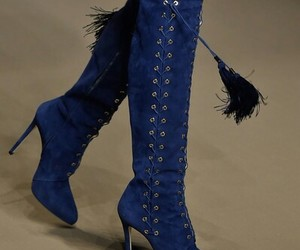 boots, heels, and lace up boots image