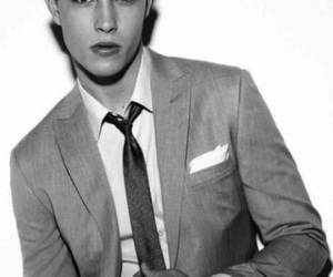 formal, model, and suit image