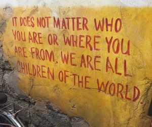 quote, wall, and world image