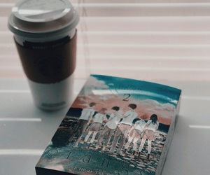 coffee, latte, and barnes and noble image