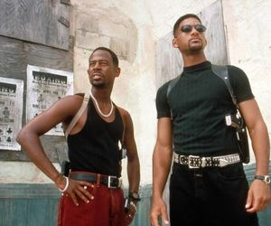 bad boys, movie, and will smith image