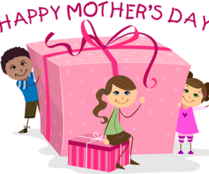 happy mothers day clipart image