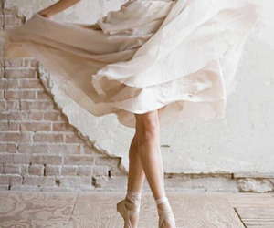 ballet, ballerina, and dress image
