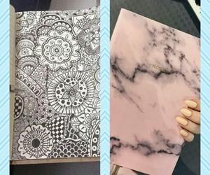disegni, quaderni, and libri image