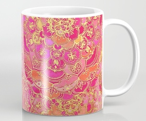 baroque, coffee, and coffee cup image