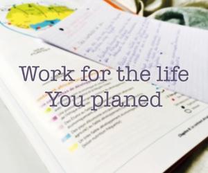 motivation, study, and work image