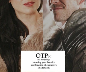 robin hood, regina mills, and outlaw queen image