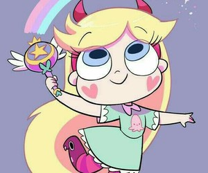 star butterfly and star image