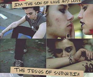 green day, jesus of suburbia, and band image