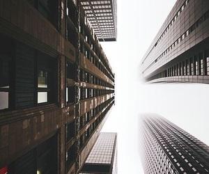 city and skyscraper image