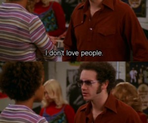 that 70s show, funny, and led zeppelin image