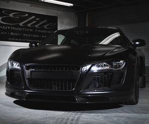 car, black, and beautiful image