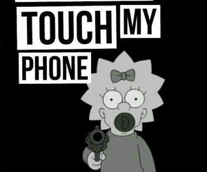 wallpaper, simpsons, and the simpsons image