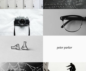 edit, spiderman, and peter parker image