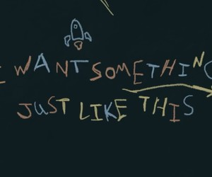 alternative, coldplay, and Lyrics image