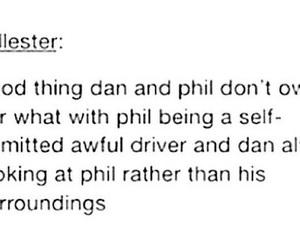 dan and phil, danisnotonfire, and phil lester image